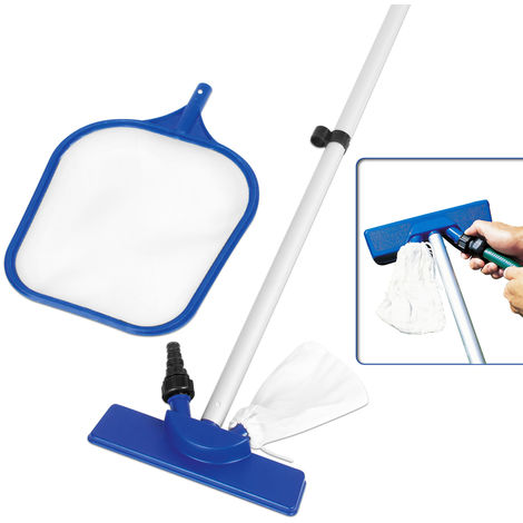 Bestway 80 Inch Pool Maintenance Kit - Blue, 203cm