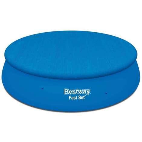 Bestway Bâche de couverture Fast Set 457cm 58035