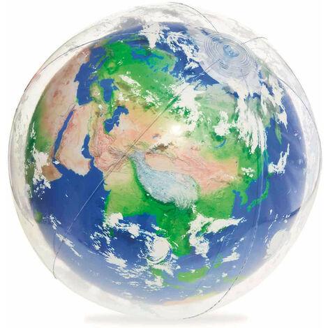 Bestway Ballon De Plage Gonflable Globe 61 Cm - 31045