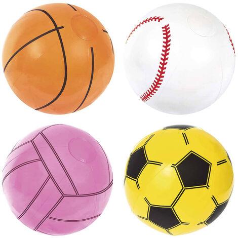 Bestway Ballon De Plage Gonflable Sport 41 Cm - 31004