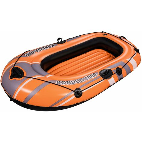 Bestway Bateau Gonflable Hydro-Force Raft Kondor 1000 1 Personne