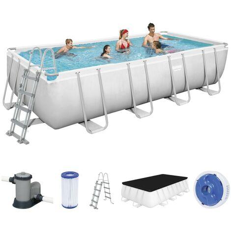 Bestway Power Steel Frame Pool Set 549 x 274 56465