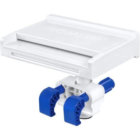 Bestway Cascada relajante LED Flowclear - Blanco