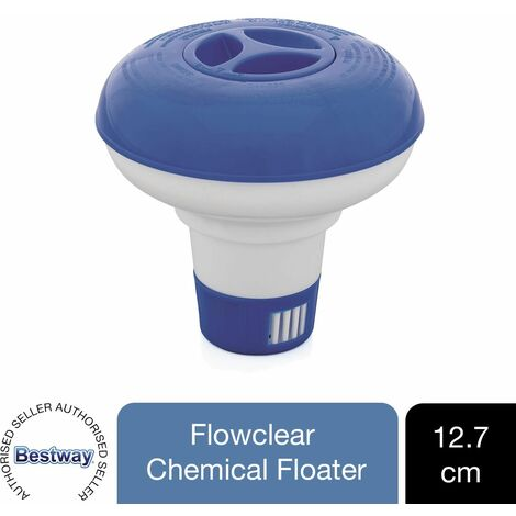 Bestway Chemical Floater Blue - 5-inch, 1pk
