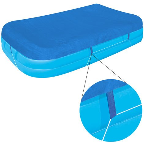 Bestway Cover Family Swimming Pool 262 x 175 x 51 cm