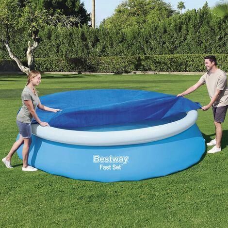 Bestway Cubierta para piscina Fast Set 366 cm