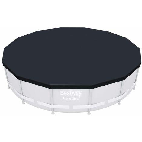 Bestway Cubierta para piscina Flowclear 427 cm