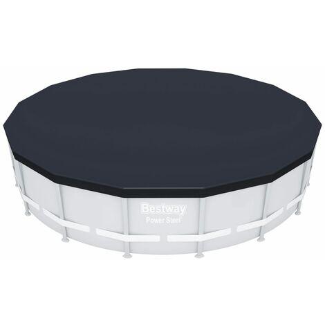 Bestway Cubierta para piscina Flowclear 488 cm
