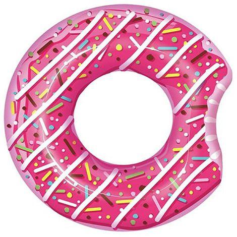 """Bestway """"Donut"""" Schwimmring 107cm PINK"""