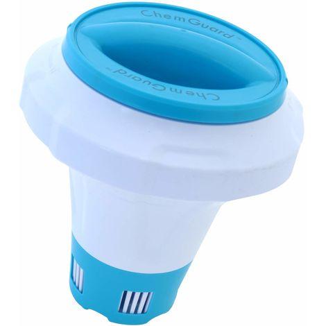 Bestway Dosierschwimmer Flow Clear mit Chemguard blau weiß