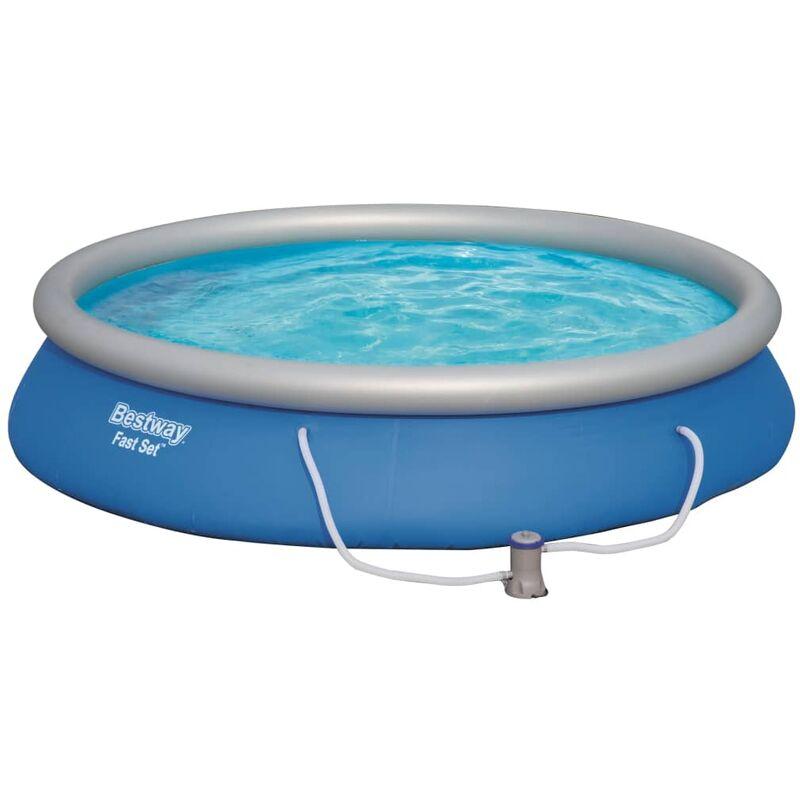 Ensemble de piscine Fast Set 457 x 84 cm 57313 - Bestway