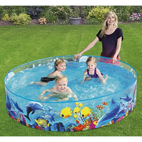 """main image of """"Bestway Fill 'N Fun Odyssey Pool"""""""