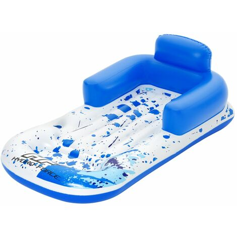 "Bestway Floating Lounger ""Hydro-Force"" 161x84 cm Blue"
