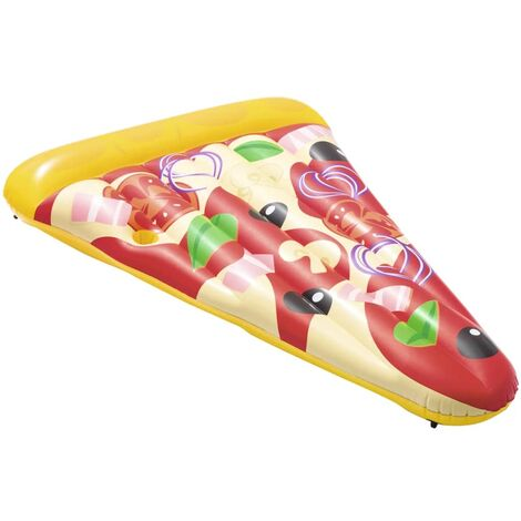 Bestway Floating Lounger Pizza Party 188x130 cm