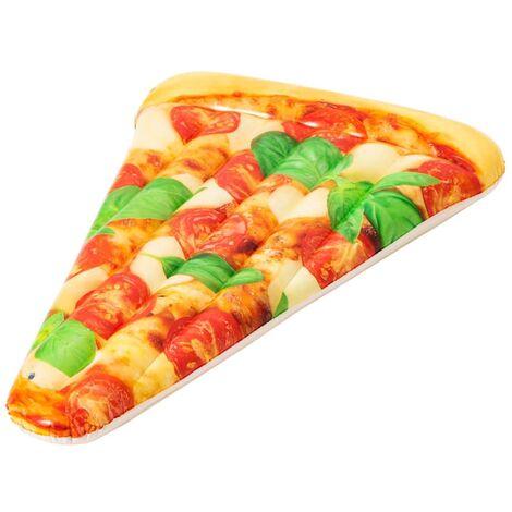 Bestway Floating Lounger Pizza Party 188x130 cm - Multicolour
