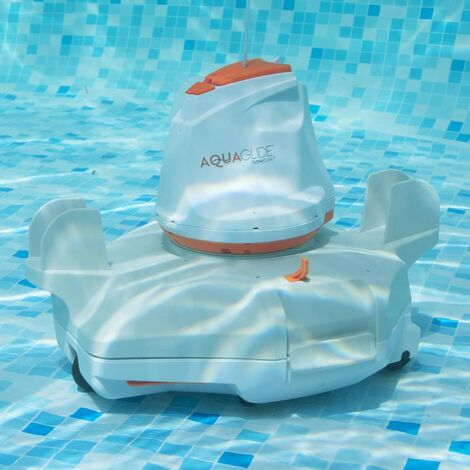 Bestway Flowclear Aspiradora de piscina AquaGlide - Gris