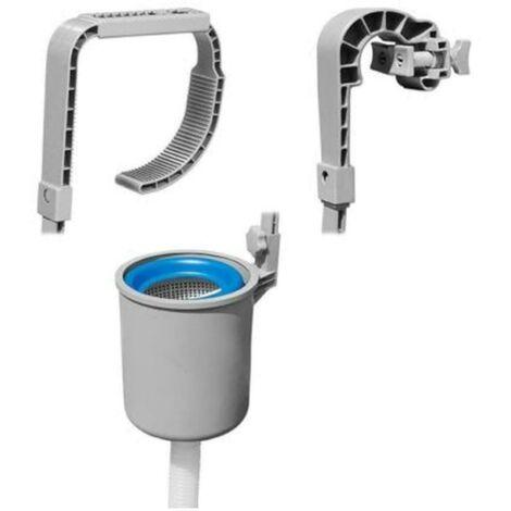 Bestway Flowclear™ Einhängeskimmer für Filtersysteme ab 2.006 l/h Skimmer Pools 58233 Oberflächenskimmer
