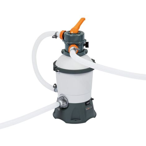 Bestway Flowclear Pompe de filtration à sable