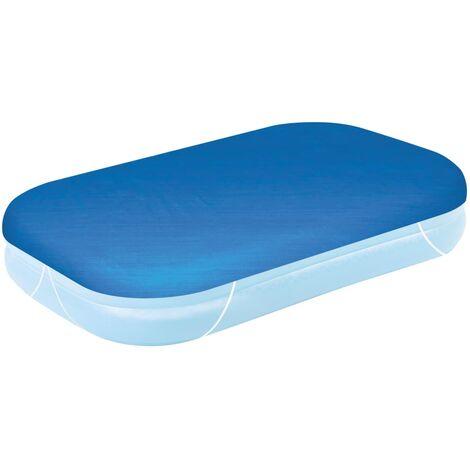 Bestway Flowclear Pool Cover 262x175x51 cm - Blue