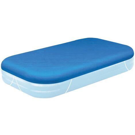 Bestway Flowclear Pool Cover 305x183x56 cm - Blue