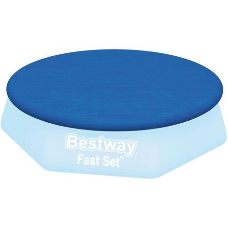 Bestway Flowclear Pool Cover Fast Set 305 cm