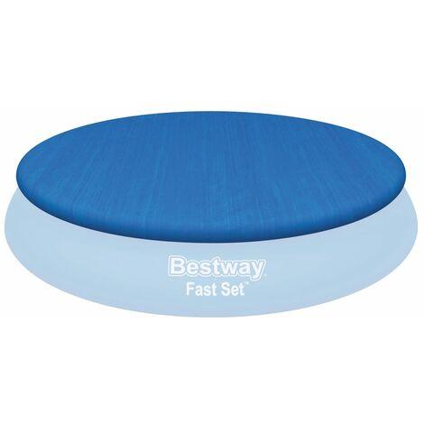 Bestway Flowclear Pool Cover Fast Set 457 cm