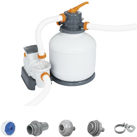 """main image of """"Bestway Flowclear Sand Filter System With Timer 5,678 l/h Pump Filter"""""""