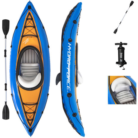 Bestway Hydro-Force 1 Person Inflatable Kayak