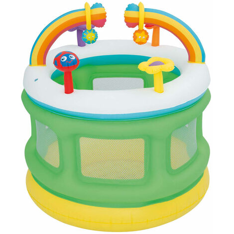 Bestway Inflatable Play Box Multicolour