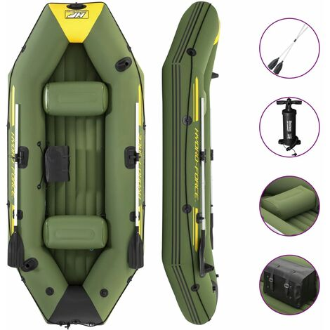 Bestway Inflatable Raft Hydro-Force with Hand Pump