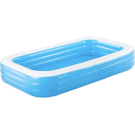 """main image of """"Bestway Inflatable Swimming Pool 305x183x56 cm - Blue"""""""