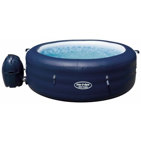 Bestway Jacuzzi gonflable Lay-Z-Spa Saint Tropez 196 x 61 cm 14294