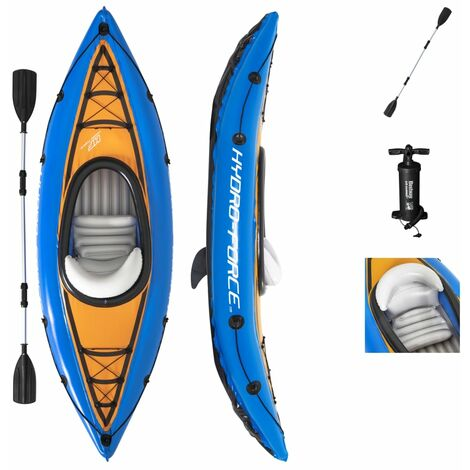 Bestway Kayak gonflable Hydro-Force 1 personne