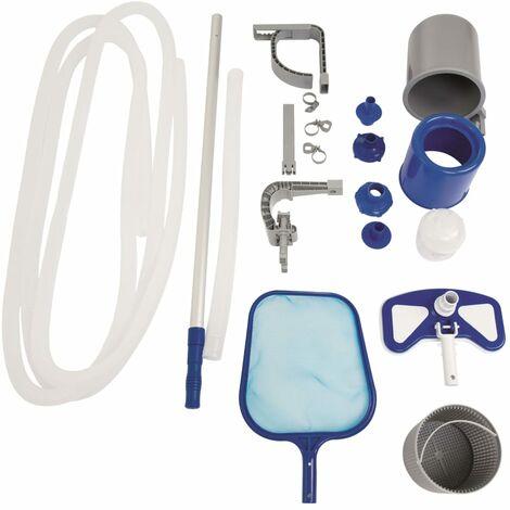 Bestway Kit de mantenimiento de piscina Flowclear Deluxe 58237 - Multicolor