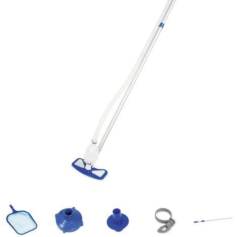 Bestway Kit de nettoyage de piscine Flowclear AquaClean