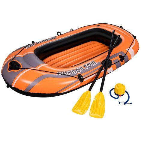 Bestway Kondor 2000 Dinghy Set With Oars & Pump
