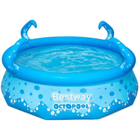 Bestway Piscina Easy Set OctoPool 274x76 cm - Azul