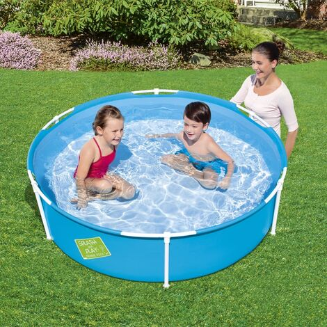 Bestway Piscina My First Frame Pool 152 cm - Azul