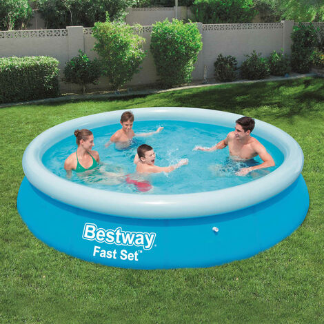 Bestway Piscine gonflable Fast Set Rond 366 x 76 cm 57273