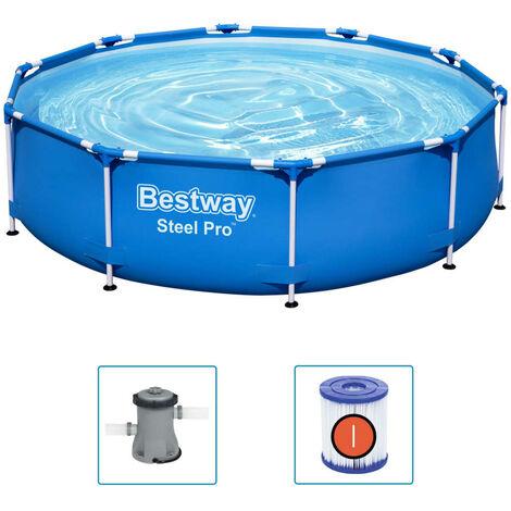 Bestway Piscine Steel Pro 305x76 cm