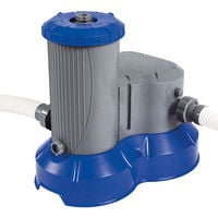 Bestway Pompe de filtration Flowclear 9463l/h pour la piscine 58391