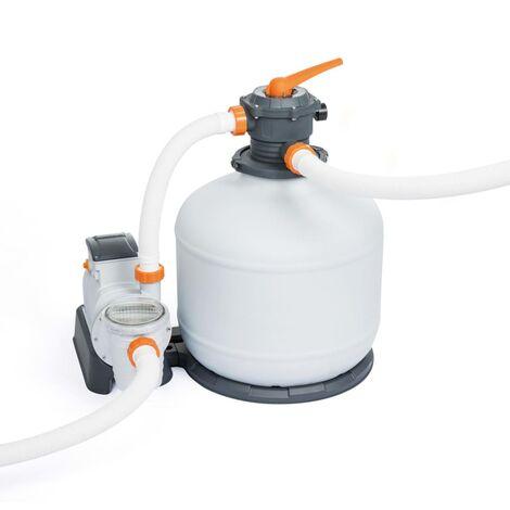Bestway Pompe de filtre à sable Flowclear 11355 L/h