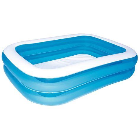 Bestway Pool 54005 Kinderpool Planschbecken Schwimmbecken 201x150x51