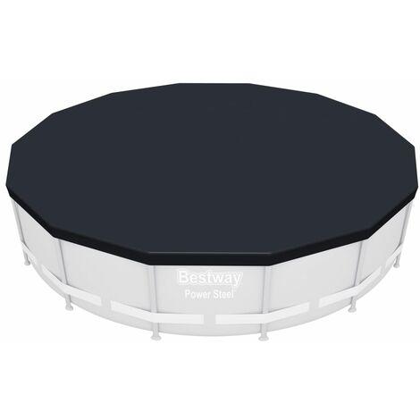 Bestway Pool Cover Flowclear 427 cm
