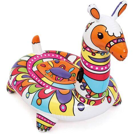 Bestway Pool Float Llama 203x114x137 cm Multicolour