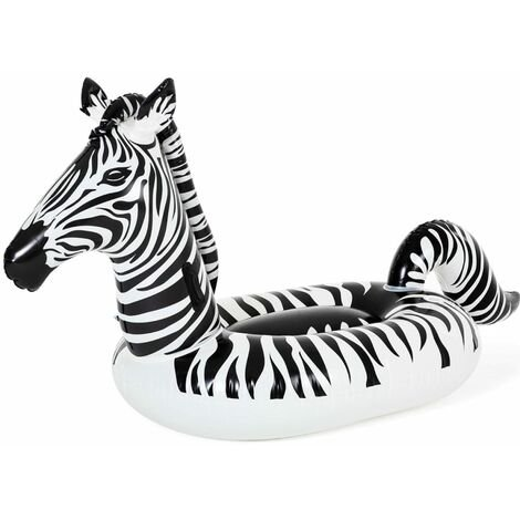 Bestway Pool Float Zebra with LED Light