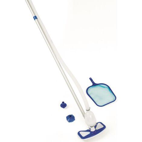 Bestway Pool - Reinigungs Set Vakuum-Sauger und Kescher 7648