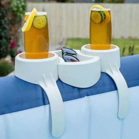 Bestway Porta bibite per piscina SPA Lay-Z 58416