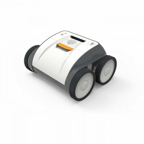 """main image of """"BESTWAY Robot aspirateur autonome de piscine Aquaglide pour piscine a fond plat 3,5 x 5 m, batterie rechargeable"""""""