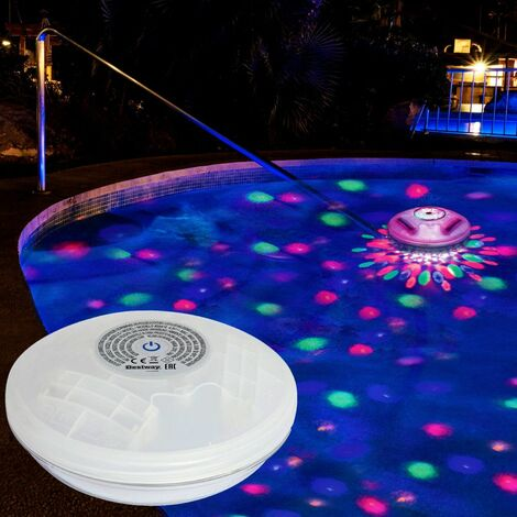 Bestway Schwimmende LED -Poolbeleuchtung; 58419